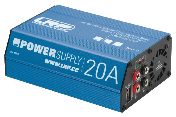 Review: LRP Competition 20A Power Supply - RC Driver